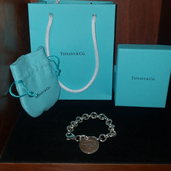 b2464f959 Tiffany & Co. Jewelry | Tiffany Co Signature Bracelet | Poshmark